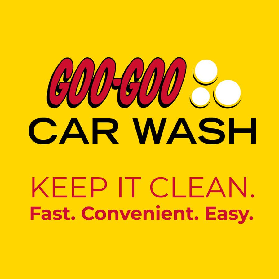 Goo-Goo Car Wash Logo